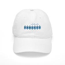 Celebrate Hanukka Baseball Cap