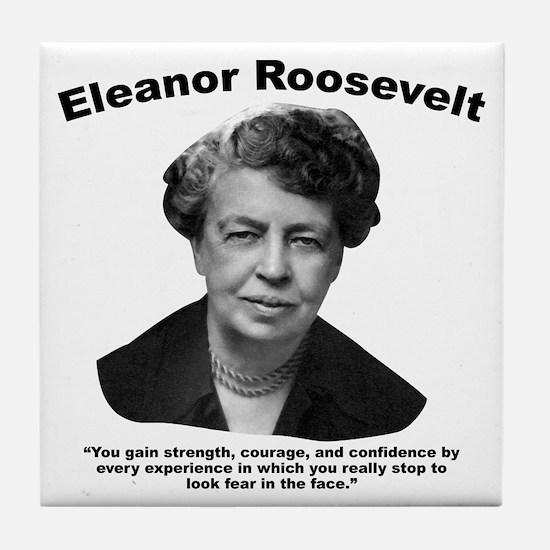 Eleanor: Confidence Tile Coaster