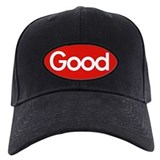 Good Baseball Cap with Patch
