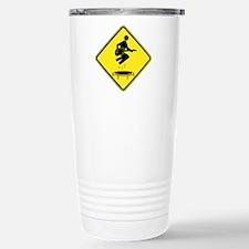 You Enjoy Mini-Tramps Stainless Steel Travel Mug