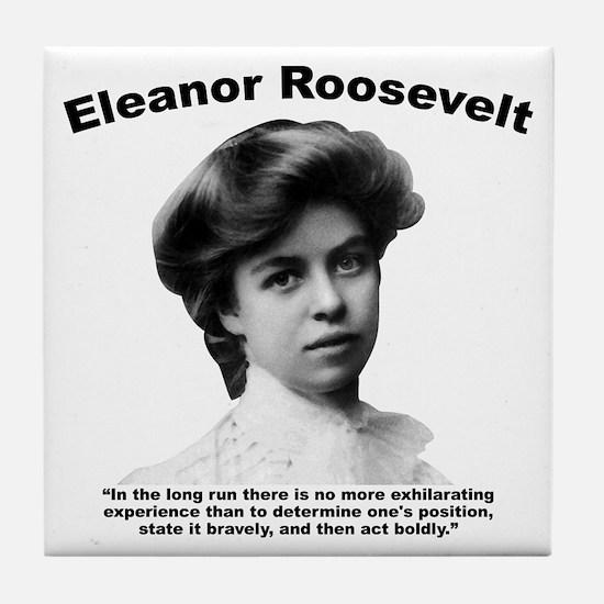 Eleanor: Stand Tile Coaster