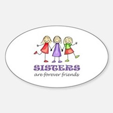 Sisters Decal