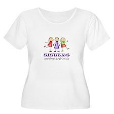 Sisters Plus Size T-Shirt