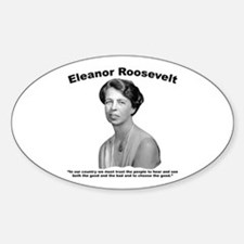 Eleanor: People Sticker (Oval)