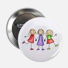 "BEST FRIENDS FOREVER 2.25"" Button (10 pack)"