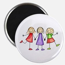 BEST FRIENDS FOREVER Magnets