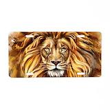 Lion License Plates