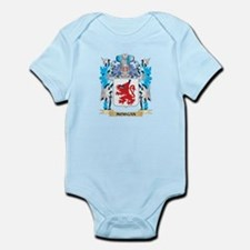 Morgan Coat of Arms - Family Crest Body Suit