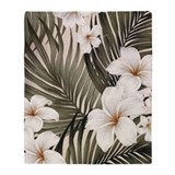 Hawaiian Fleece Blankets