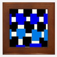 Unique Groundhog day flag Framed Tile