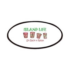 Island Life Patches