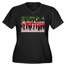 Guards Band, Buckingham Palace, Plus Size T-Shirt