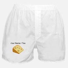 Custom Fancy Cheese Boxer Shorts