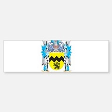 Moritz Coat of Arms - Family Crest Bumper Bumper Bumper Sticker