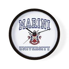 MARINI University Wall Clock
