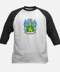 Morman Coat of Arms - Family Crest Baseball Jersey