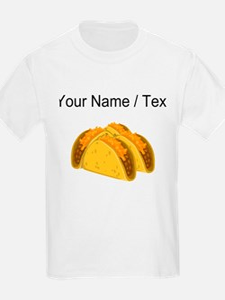 Custom Tacos T-Shirt
