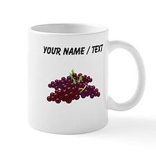 Custom Bunch Of Grapes Mugs