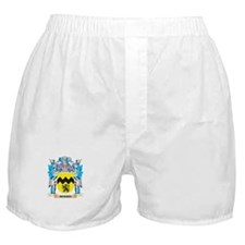 Morris Coat of Arms - Family Crest Boxer Shorts