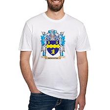 Morrow Coat of Arms - F T-Shirt