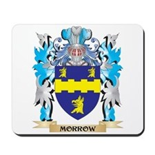 Morrow Coat of Arms - Family Crest Mousepad