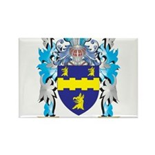 Morrow Coat of Arms - Family Crest Magnets
