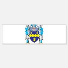 Morrow Coat of Arms - Family Crest Bumper Bumper Bumper Sticker
