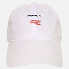 Custom Bacon Baseball Baseball Baseball Cap