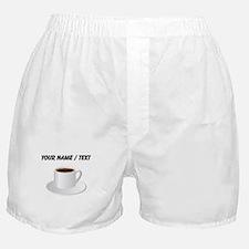 Custom Coffee Boxer Shorts