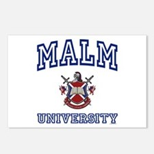 MALM University Postcards (Package of 8)