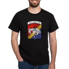 242nd ASH Company Mules T-Shirt