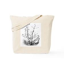 Leaf-Bare Walnut Tree Tote Bag