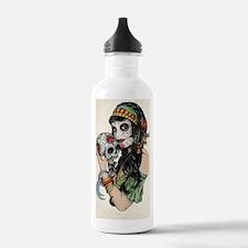 Gypsy Rose Water Bottle