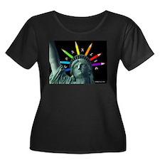 Charlie Plus Size T-Shirt