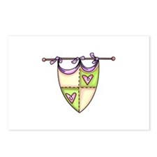 FAIRYTALE SHIELD Postcards (Package of 8)
