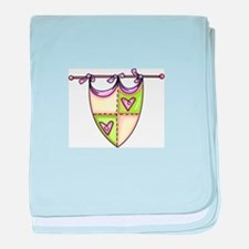 FAIRYTALE SHIELD baby blanket