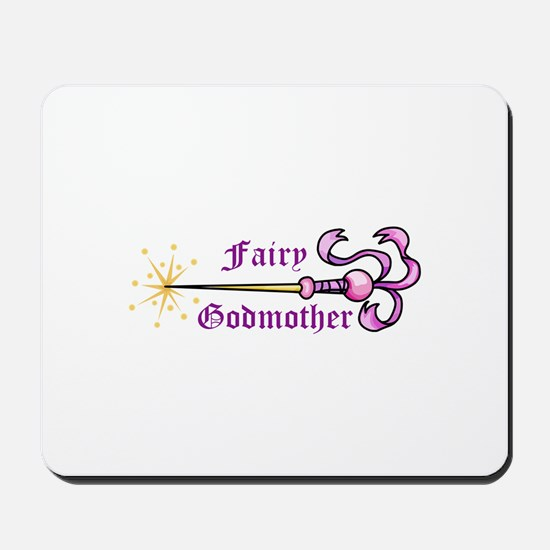 FAIRY GODMOTHER Mousepad