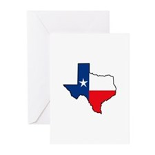 TEXAS STATE Greeting Cards