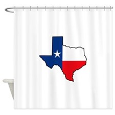 TEXAS STATE Shower Curtain