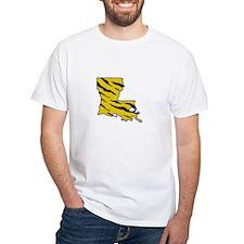 LOUISIANA TIGER STRIPED T-Shirt