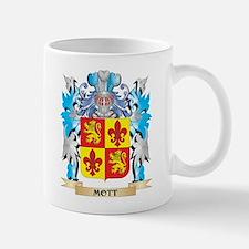 Mott Coat of Arms - Family Crest Mugs