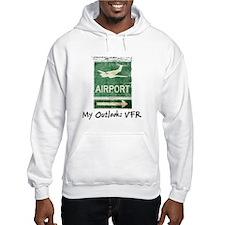 Airport Sign Hoodie