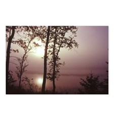 St. Louis River Sunrise Postcards (Package of 8)