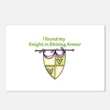 MY KNIGHT Postcards (Package of 8)