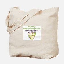 MY KNIGHT Tote Bag