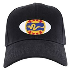 3-116th Cavalry Regiment Snake_Patch_250 Baseball Hat