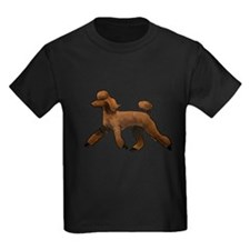 red poodle T-Shirt