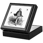 The Bee Hive Keepsake Box