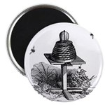 The Bee Hive Magnet