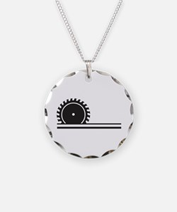 SAW BLADE Necklace